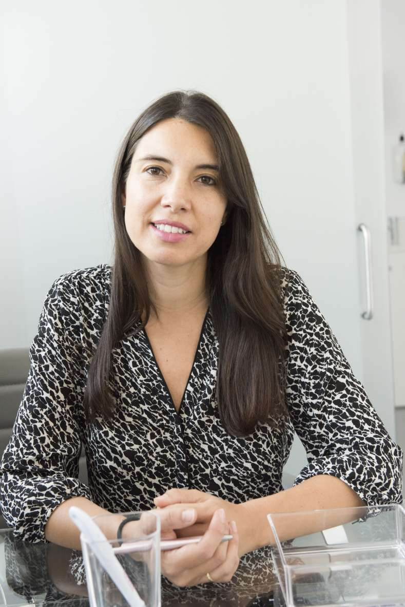 Dra. Carolina Vesga González
