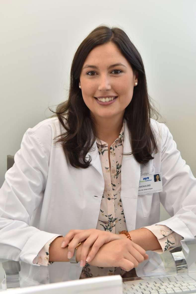 Dra. Natalia Díez del Castillo