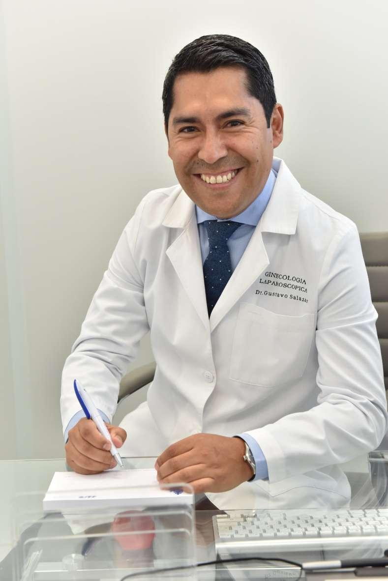 Dr. Gustavo Omar Salazar Loroña