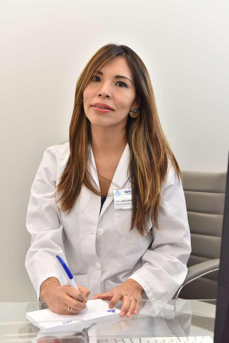 Dra. Janet Magally Abanto Alvarez