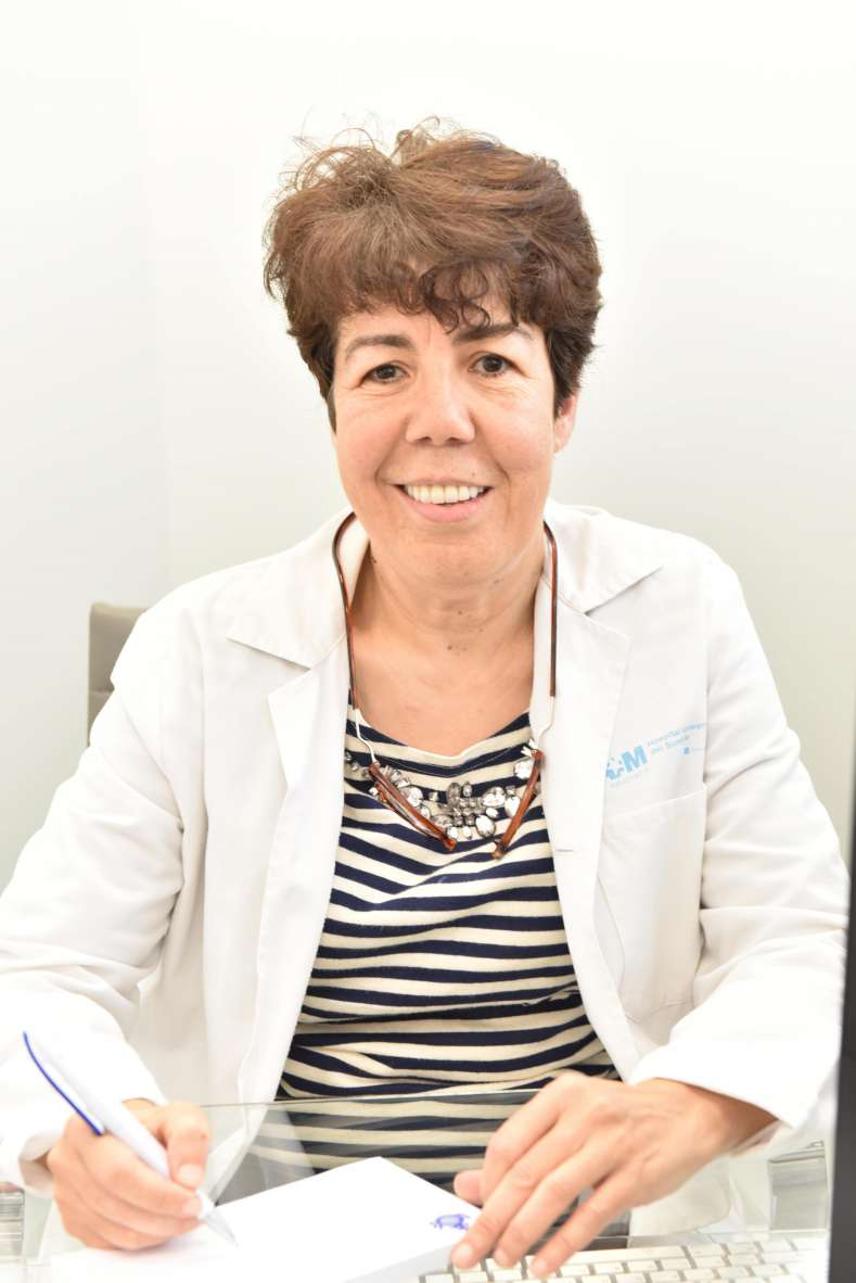 Dra. Farida Hamadache